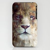 Lion // Majesty iPhone (3g, 3gs) Slim Case