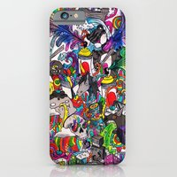 iPhone & iPod Case featuring Grayscale by Katie Owens