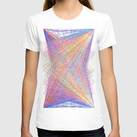 Veer Womens Fitted Tee White SMALL