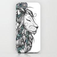 Poetic Lion Turquoise iPhone 6 Slim Case
