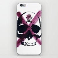 Shaman Skull iPhone & iPod Skin