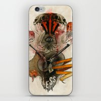 The Destroyer iPhone & iPod Skin