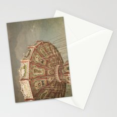 Vintage Swings Stationery Cards
