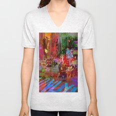 summer afternoon Unisex V-Neck
