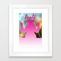Moloch #2 Framed Art Print