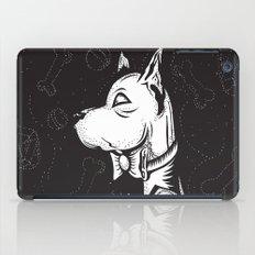Family Portrait Dog iPad Case