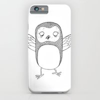 iPhone & iPod Case featuring little wings by eve orea