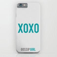 Gossip Girl - Minimalist iPhone 6s Slim Case