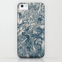 iPhone 5c Cases featuring remains memories by Maethawee Chiraphong