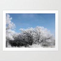 Winter 2 Art Print