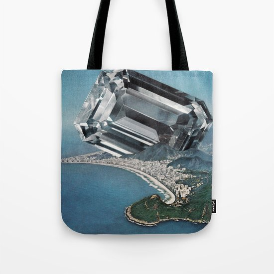 Costa Del Diamante Tote Bag