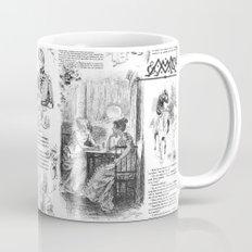 Pride and Prejudice - Pages Mug