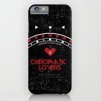 Chromatic Lovers iPhone 6 Slim Case