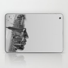 Vision mono Laptop & iPad Skin