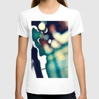 Transmit 1a Womens Fitted Tee White SMALL