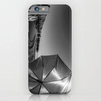 Salton Sea And An Umbrel… iPhone 6 Slim Case