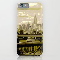 iPhone & iPod Case featuring NYC Beauty by Gallo Girl Photography