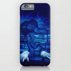 Passion act - pair with Dolphin pair iPhone 6 Slim Case