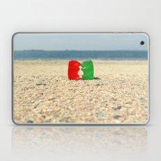 Gummy Bear Beach Kiss Laptop & iPad Skin