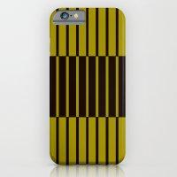 Quagga Zebras Play Piano… iPhone 6 Slim Case