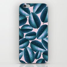Rubber Plant Cure #society6 #decor #buyart iPhone & iPod Skin