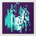 dymynd^crysx Canvas Print