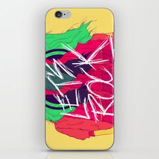 Let's Rock iPhone & iPod Skin