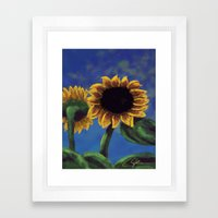 Front & Back DP151008-14 Framed Art Print