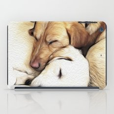 Let Sleeping Dogs Lie iPad Case