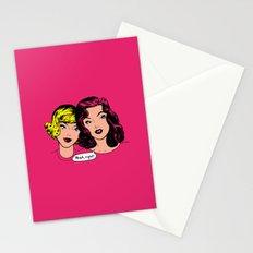 Gossip Stationery Cards