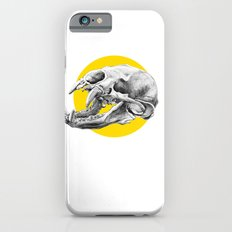 Bear Skull Slim Case iPhone 6s