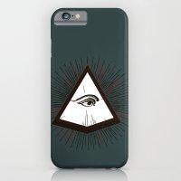 Illuminati iPhone 6 Slim Case