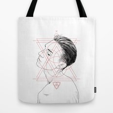 Face Facts I Tote Bag