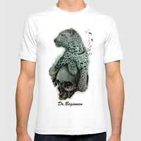 By Reeve Wong Mens Fitted Tee White SMALL