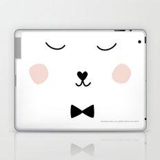 FACES HUGO with a Bow Laptop & iPad Skin