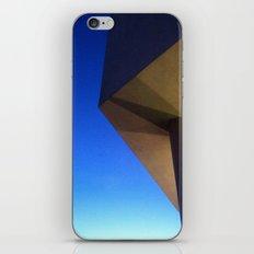 The sky has corners iPhone & iPod Skin