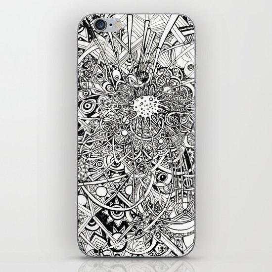Inwards iPhone & iPod Skin