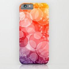 Party Bubbles iPhone 6 Slim Case