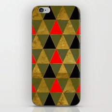 Abstract #481 iPhone & iPod Skin