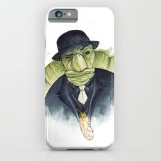 Mr. Tortoise's Luck Slim Case iPhone 6s