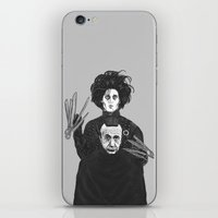 Bored With My Old Hairst… iPhone & iPod Skin