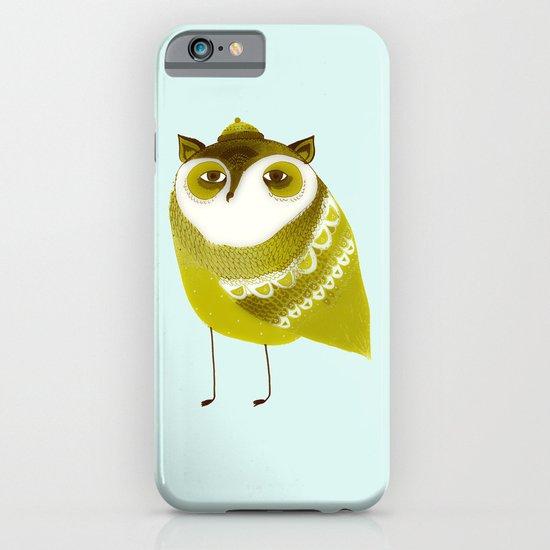 Golden Owl iPhone & iPod Case