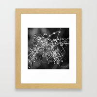 Beautiful Tangled Mess Framed Art Print