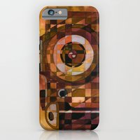 iPhone & iPod Case featuring Rebel by S.G. DeCarlo