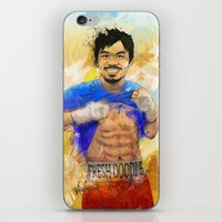 Manny Pacquiao - Pound 4… iPhone & iPod Skin