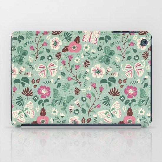 Garden Butterflies  iPad Case