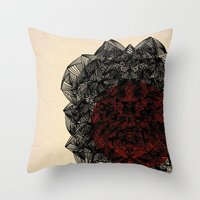 - cosmos_02 - Throw Pillow