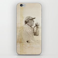 PIPE iPhone & iPod Skin