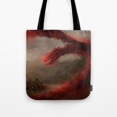 Smaug 2 Tote Bag