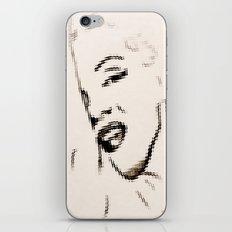 Marilyn Monroe 2 iPhone & iPod Skin